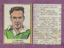 Plymouth Argyle Johnny Porteous 1954